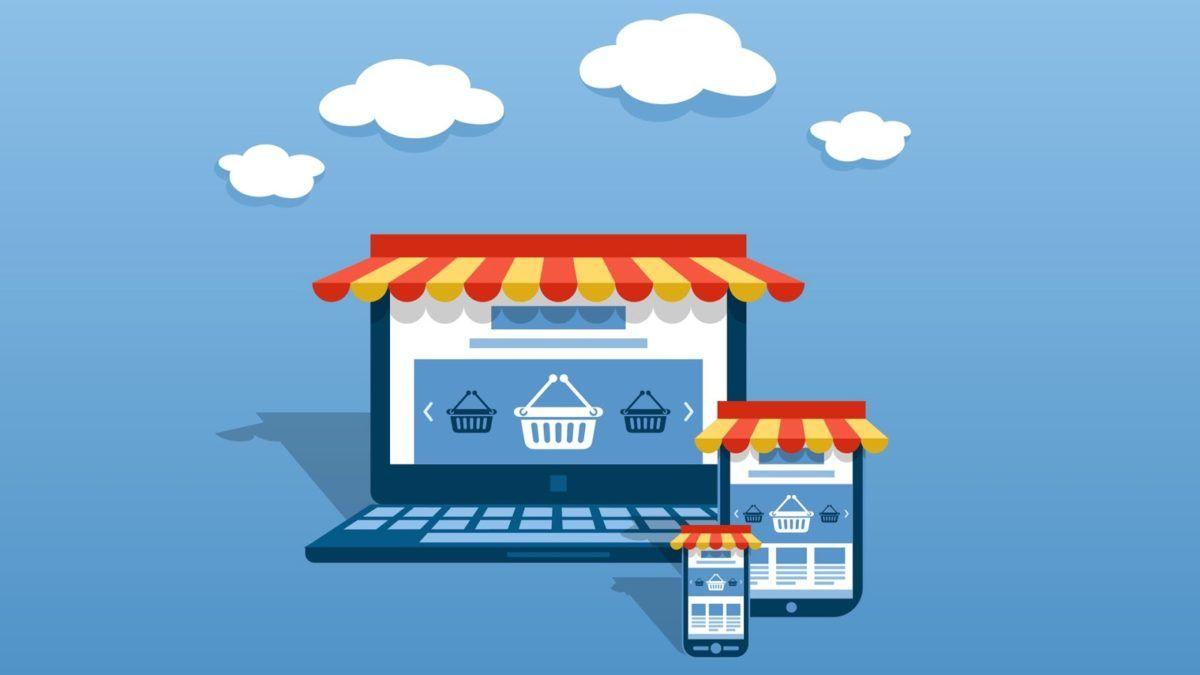 e ticaret sitesi görsel blog